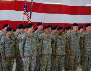 Jeden żołnierz USA za pięciu bojowników talibskich