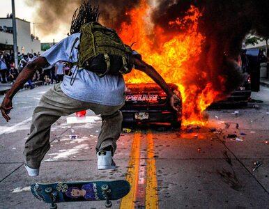 Chaos w USA. Te zdjęcia mówią wiele o sytuacji w amerykańskich miastach