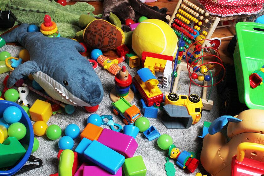 Zabawki, zdjęcie ilustracyjne