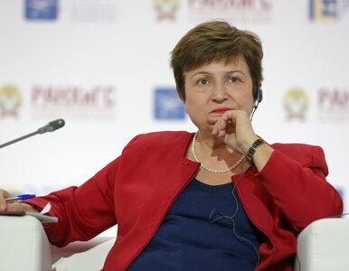 Szefowa Międzynarodowego Funduszu Walutowego pozytywnie o polityce...