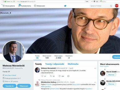 Ktoś podszywa się pod premiera Morawieckiego. Ostrzegamy - jego...