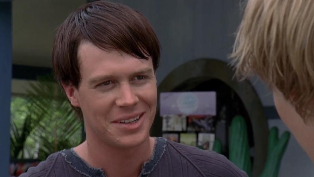 """Burgess Abernethy jako Zane w serialu """"H2O: Wystarczy kropla"""""""