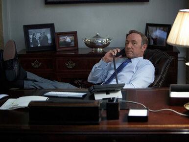 """Koniec """"House of Cards"""". Decyzję ogłoszono w atmosferze skandalu wokół..."""
