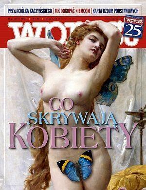 Okładka tygodnika Wprost nr 50/2007 (1303)