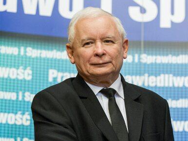 Jarosław Kaczyński: To słowo pada z ust ludzi złej woli, a także...