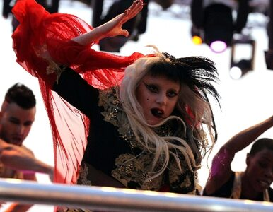 Wprost z Cannes: Lady Gaga robi show