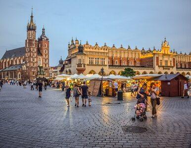 Kraków jako idealne miejsce do picia wódki? Linie American Airlines...