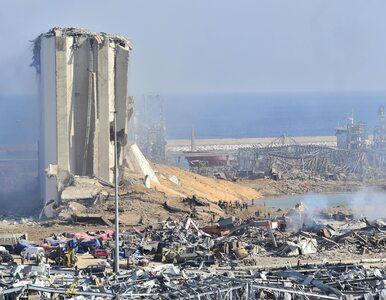 Wzrósł bilans ofiar śmiertelnych w Bejrucie. Na zdjęciach satelitarnych...