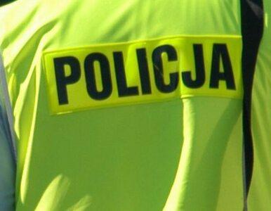 29-latek chciał rozjechać policjanta