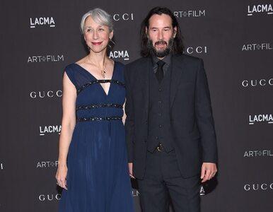 Keanu Reeves ma nową partnerkę. Kim jest Alexandra Grant?