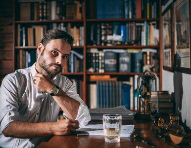 """Max Czornyj o genie zła, planach na przyszłość i nowej książce. """"Pisanie..."""