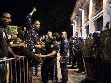 Zamieszki podczas wizyty prezydenta Francji. Doszło do starć z policją
