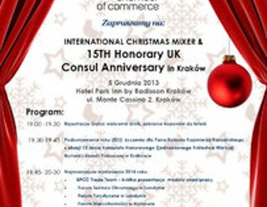 Międzynarodowy Christmas Mixer BPCC