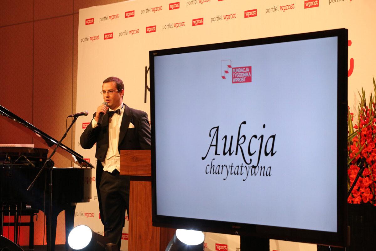 Fundraiser Maciej Gnyszka