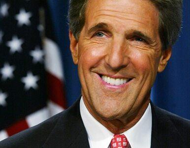 Izrael podsłuchiwał Johna Kerry'ego w czasie rokowań z Palestyną