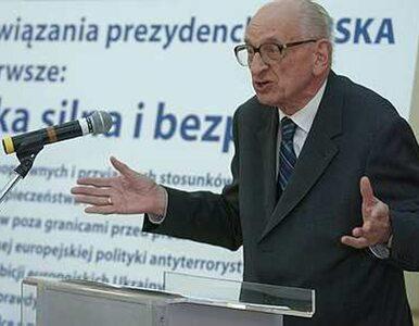 Bartoszewski i Religa atutami kampanii
