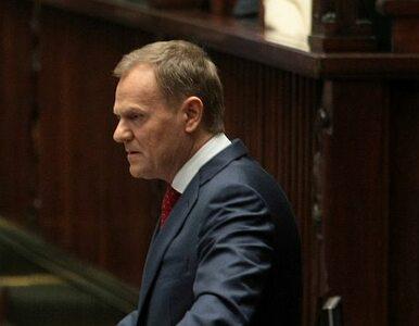 Poseł PiS: premier Tusk to zdrajca i kolaborant Moskwy