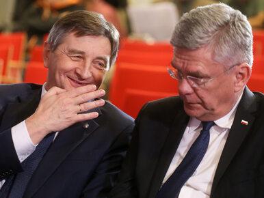 Czarny humor marszałka Sejmu. Czego życzył oficerom BOR?