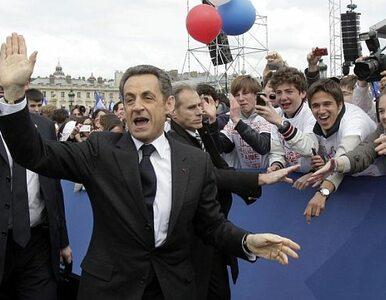"""Za tydzień wybory. """"Sarkozy straszy, Hollande daje nadzieję"""""""