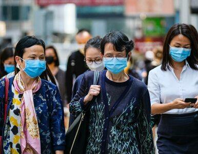 W Hongkongu rekordowy przyrost zakażeń koronawirusem. Wśród objawów...