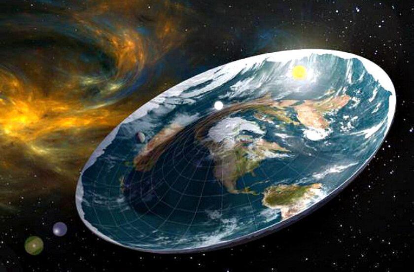 Ziemia jest płaska?