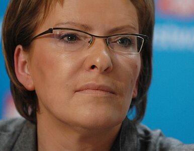 Kopacz: Nie ma przesłanek do łagodzenia sankcji