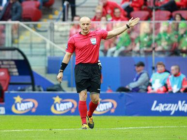 Polski sędzia zadebiutuje na Euro w meczu mistrzów