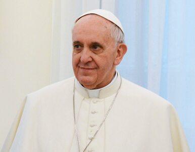 Papież: Módlmy się za Ukrainę. Rzecznik episkopatu: Chociaż 60 sekund