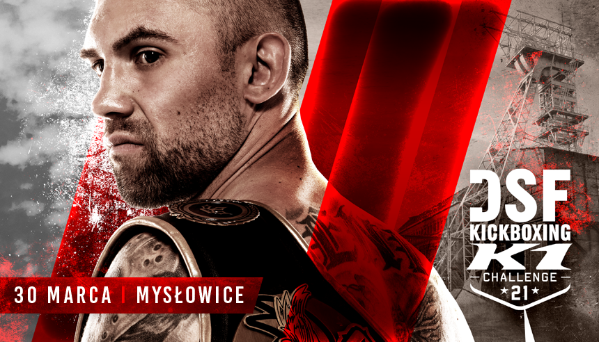DSF Kickboxing Challenge 21: Mysłowice DSF Kickboxing Challenge, pojedynki wagi ciężkiej