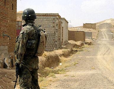 Polski żołnierz poległ w Afganistanie