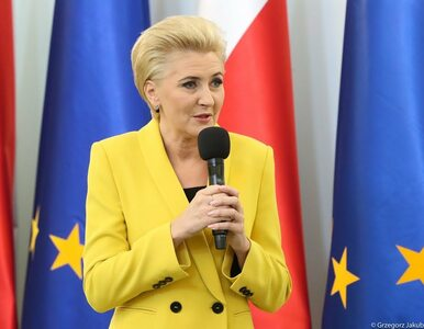 Szkoły w Polsce zamknięte z powodu koronawirusa. Pierwsza Dama zabrała głos