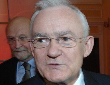 Miller: Lech Kaczyński nie zginął męczeńską śmiercią