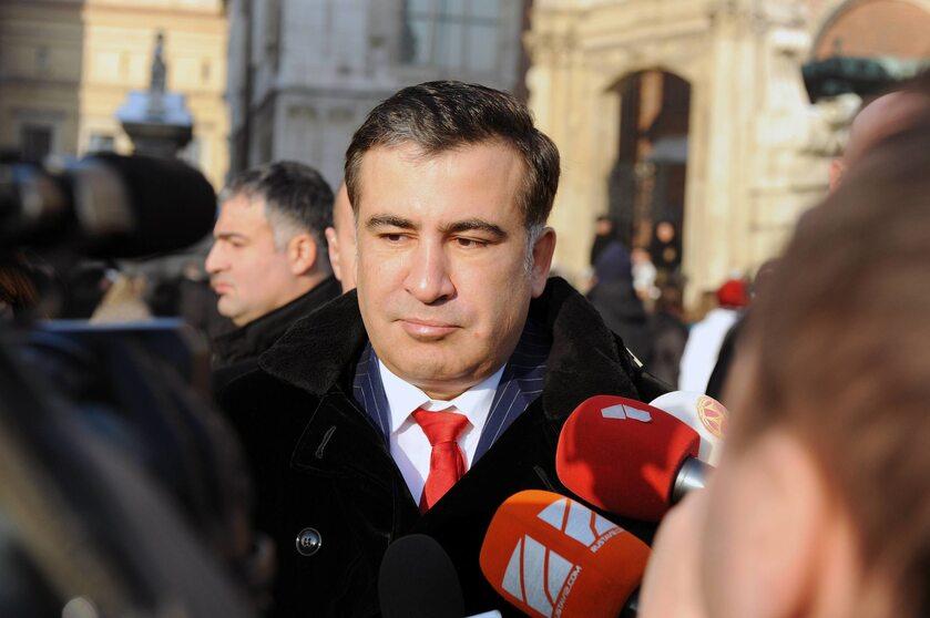 Micheił Saakaszwili