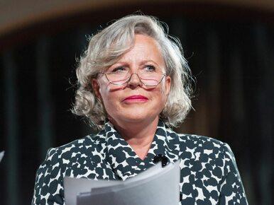 Krystyna Janda o TVP: Od trzech lat nie oglądam, to telewizja propagandowa