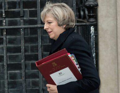 """Wkrótce koniec swobody przepływu osób w Wielkiej Brytanii? """"Mielibyśmy..."""