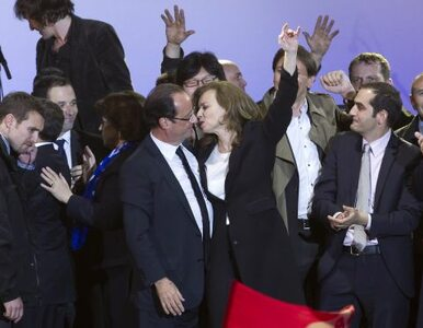 """""""Hollande to najważniejszy mężczyzna w politycznym życiu..."""