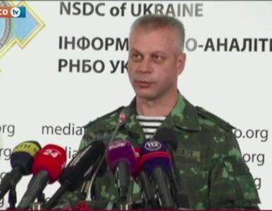 Ukraina: Powstaje strefa buforowa. Armia cofa się z frontu