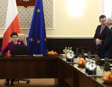 Najnowszy sondaż: Polacy gorzej oceniają działania rządu
