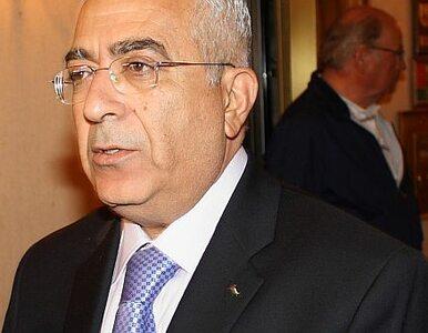 Premier Palestyny odszedł i wrócił