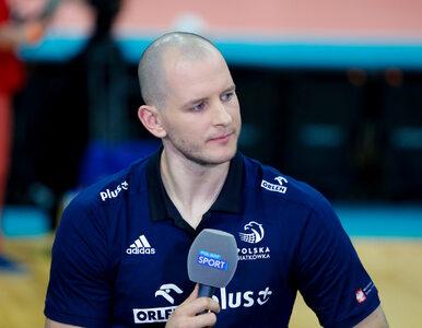 Prezes PZPS: Bartosz Kurek nie zagra w turnieju kwalifikacyjnym do IO...
