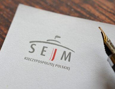 Sejm uchwalił ustawę o lotach najważniejszych osób w państwie