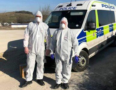 Wielka Brytania: Kolejne 180 osób zmarło z powodu koronawirusa. Łącznie...