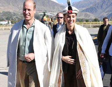 Kate i William w Pakistanie. W szczególny sposób uczczono księżną Dianę