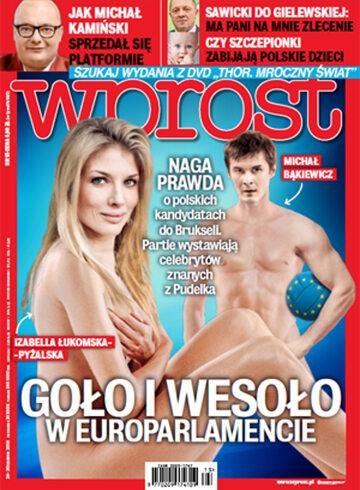 Okładka tygodnika WPROST: 13/2014