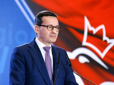 Morawiecki: Media są w rękach zagranicznych, w bardzo dużym stopniu w...