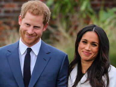 Książę Harry się zaręczył. Meghan Markle pokazała pierścionek