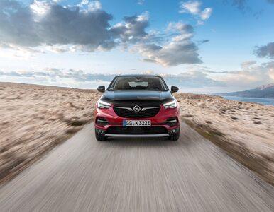 300 KM i do 50 km na prądzie. Nowy Opel Grandland X Hybrid4