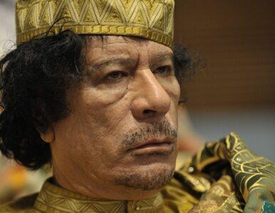 Najmłodszy syn Kadafiego nie żyje