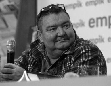 Nie żyje Paweł Zarzeczny. Popularny dziennikarz miał 56 lat