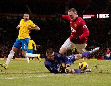 Rooney w PSG? Ferguson go nie puści